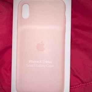 Apple charging case